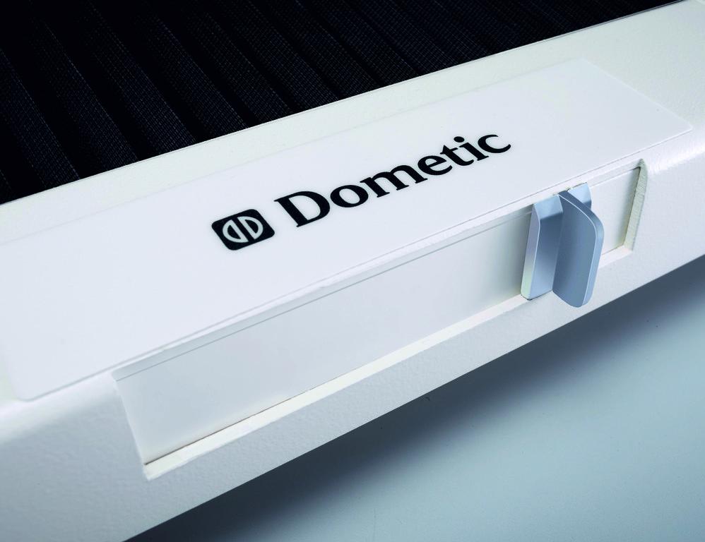 Dometic Freshjet mit zweiter Luftverteilerbox