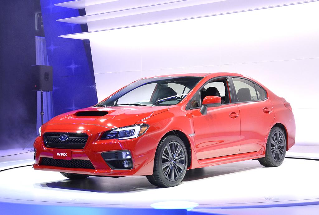 Eigenwillig aggressiv: Mit neuem WRX setzt Subaru weiter sportliche Akzente