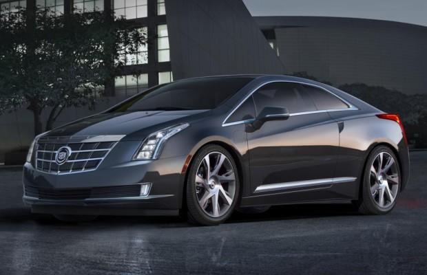 Elektroauto Cadillac ELR  - Dank an die grüne Verwandtschaft