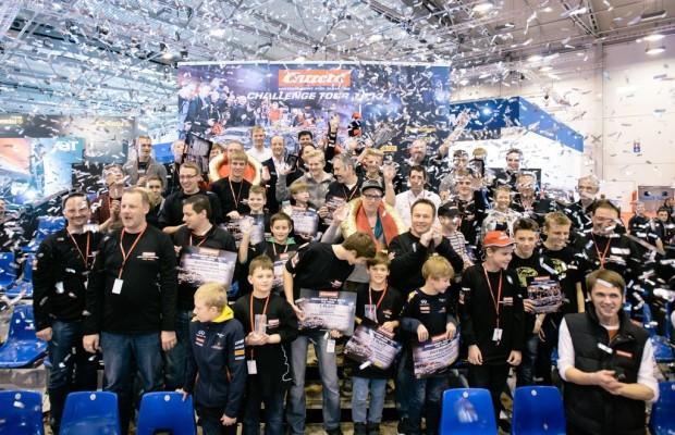 Essen 2013: Die Carrera-Champions stehen fest