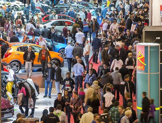 Essen 2013: Publikumsmagnet für Autofans