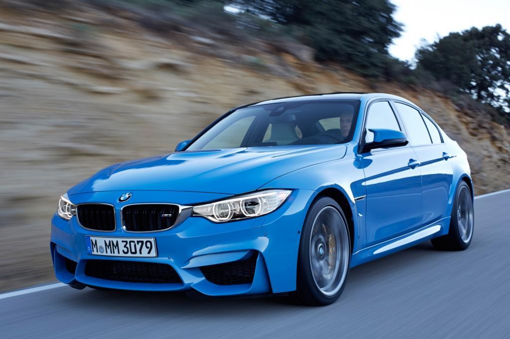 Für den M3 werden mindestens 71.500 Euro fällig
