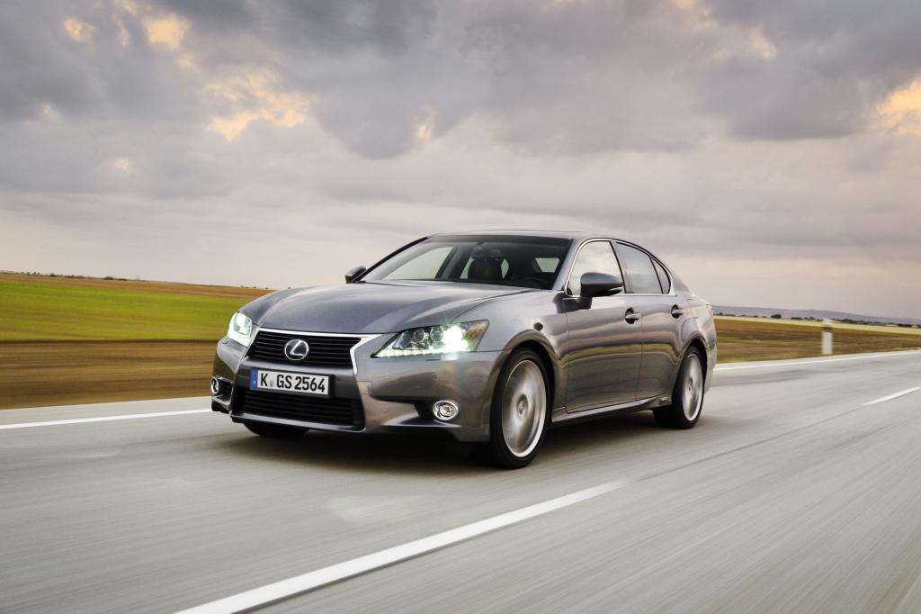 Fahrbericht: Lexus GS 300h - Alles auf Hybrid