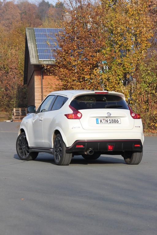 Fahrbericht Nissan Juke Nismo: Motorsport sieht anders aus