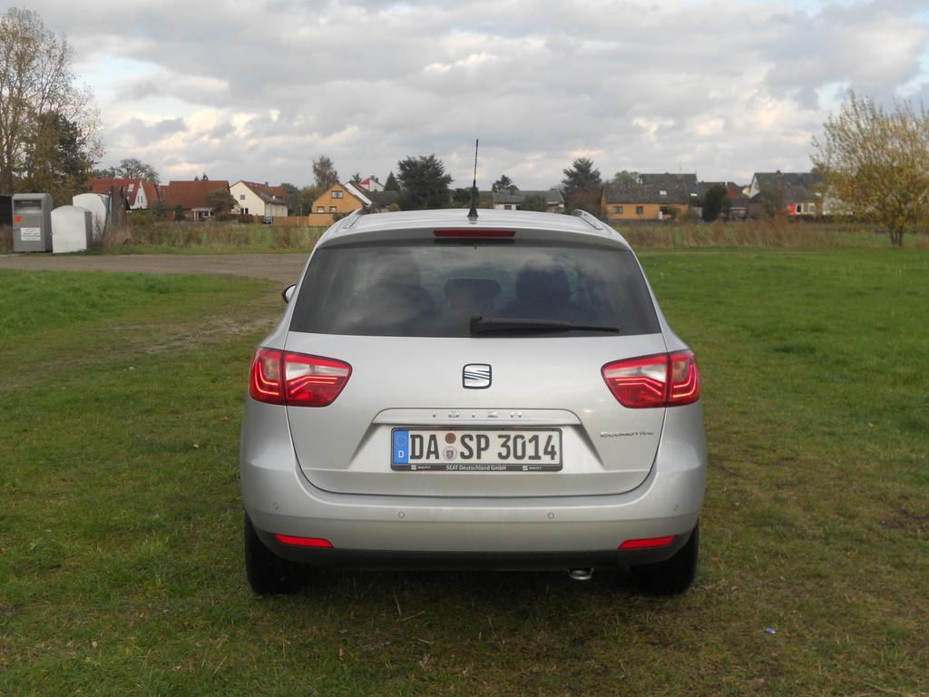 Fahrbericht Seat Ibiza ST: Kleiner mit Größe