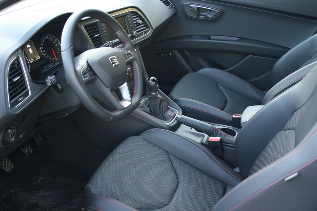 Fahrbericht Seat Leon 2.0 TDI FR: Sportlich sparsam