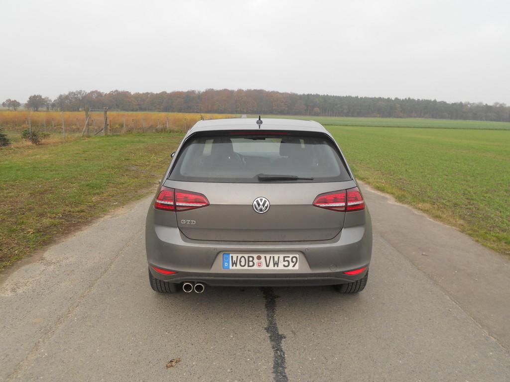 Fahrbericht Volkswagen Golf GTD: Sparsamer Sportler