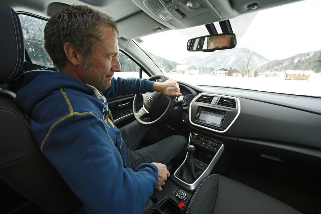 Fast jeder zweite verkaufte Wagen der Japaner wird auch heute noch allradgetrieben verkauft