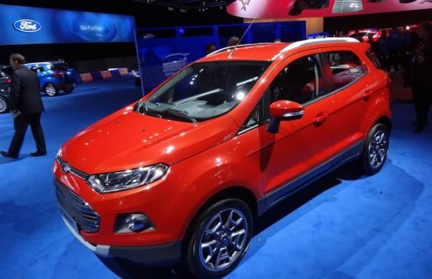 Ford Ecosport: Präsentation nächste Woche