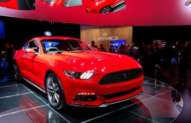 Ford Mustang – vom Wildpferd zum Vollblüter