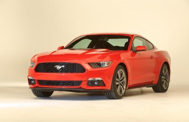 Ford verkauft neuen Mustang jetzt erstmals in Europa