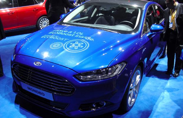 Ford will sich als Technologieführer etablieren und sieht im SUV-Segment noch Potenzial