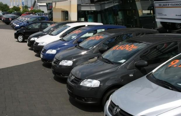 Gebraucht-Pkw-Markt im Plus
