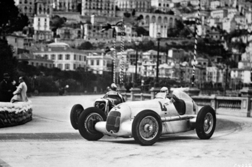 Großer Preis von Monaco, 22. April 1935