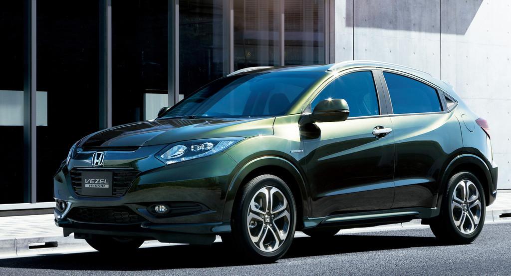 Honda Vezel kommt 2015 nach Deutschland