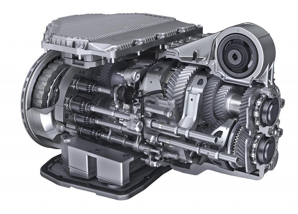 Hybrid-Autos buhlen um Käufer © Porsche
