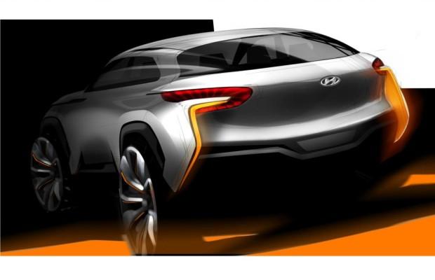 Hyundai-Konzeptfahrzeug Intrado -  Mit Leichtigkeit zur Nachhaltigkeit