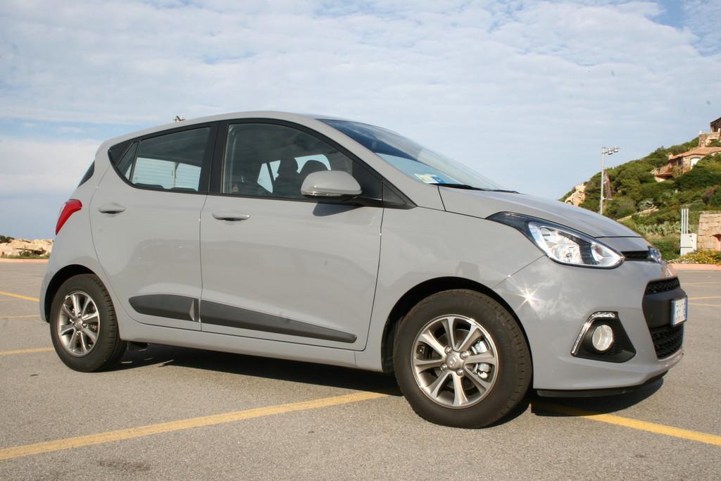 Hyundai i10 gewinnt