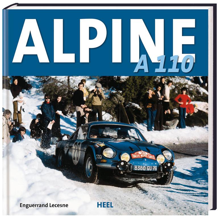 Im Bücherregal: Alpine A 110  – kleine Flunder ganz groß