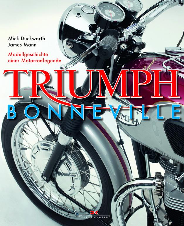 Im Bücherregal: Bonneville – britische Legende ganz nah