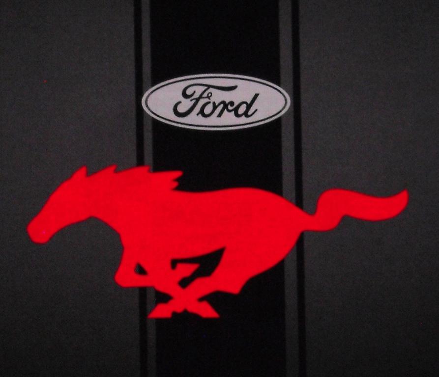 Im Galopp diesmal auch nach Europa: Ford Mustang.
