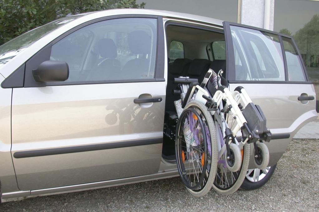 Immer mehr Fahrzeuge werden behindertengerecht