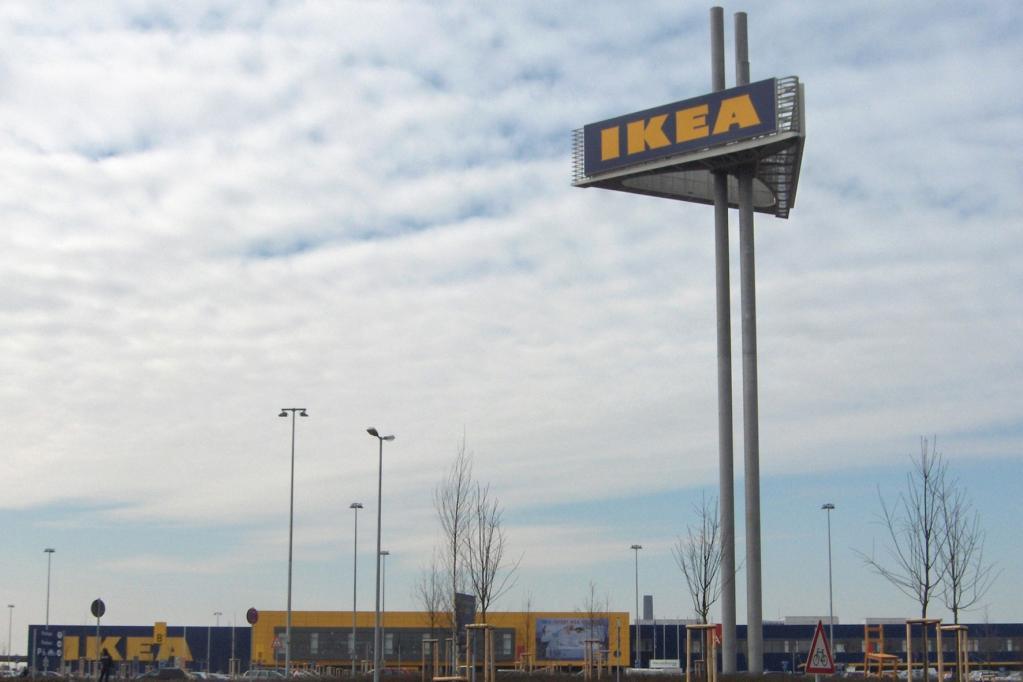 Italien: Kostenloses Akkuaufladen für Ikea-Kunden