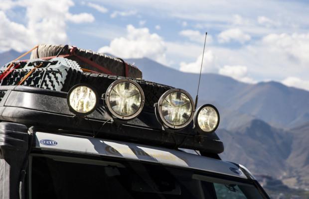 Jedes Jahr neue Glühlampen für die Scheinwerfer?