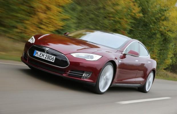 KBA: Kein Rückruf für Tesla Model S