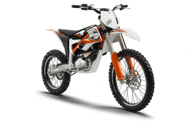 KTM Freeride E - Wintertests für Jedermann