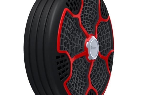 Konzepte für nicht-pneumatische Reifen