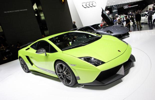 Lamborghini - Beständiger Stachel im Fleisch Ferraris