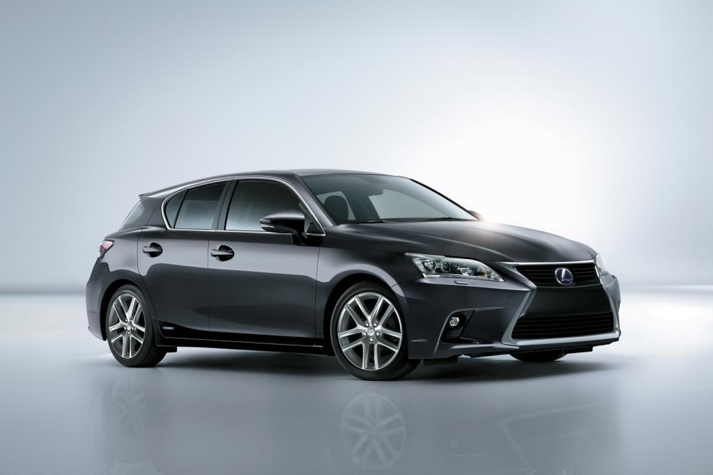 Lexus CT 200h: CO2-Ausstoß sinkt auf 82 g/km