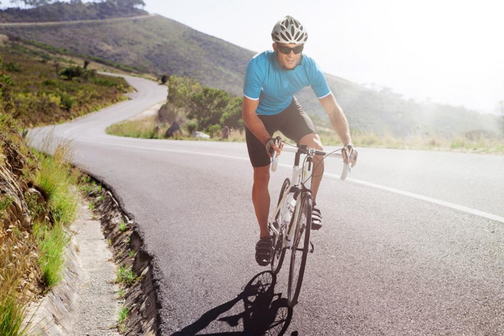 Man kann sich Ziele stecken wie beispielsweise eine bestimmte Anzahl von Kilometern in einer definierten Zeitspanne bewältigen und man kann im Wettrennen gegen sich selbst antreten