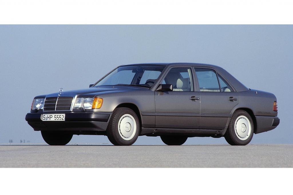 Mercedes 200 bis 300 E ab 1984