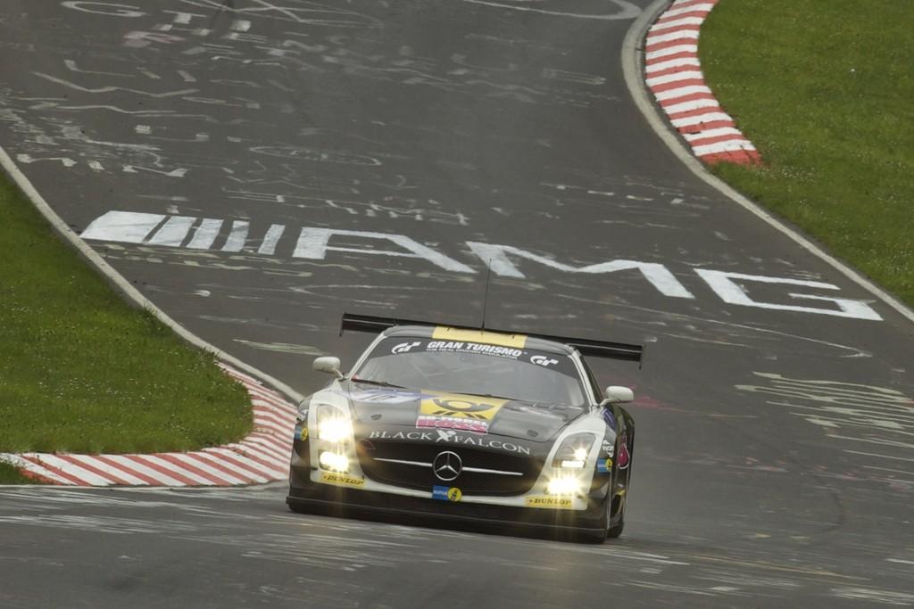 Mercedes-AMG-Kundensport: