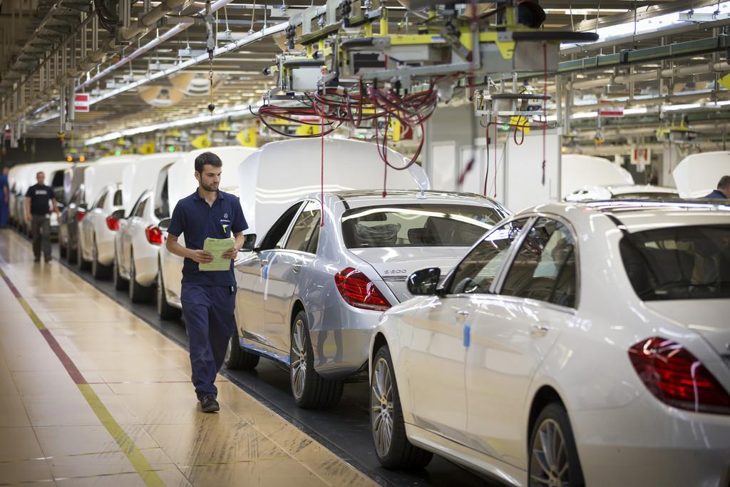 Mercedes-Benz erwartet neuen Produktionsrekord