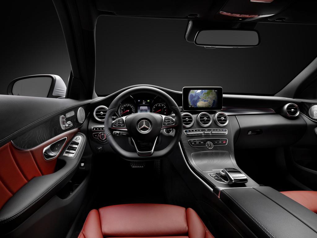 Mercedes-Benz legt die C-Klasse neu auf