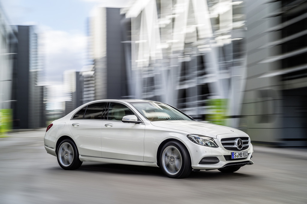 Mercedes-Benz legt die C-Klasse neu auf