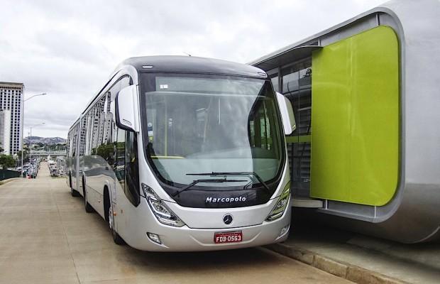 Mercedes-Benz liefert 500 Busfahrgestelle für die WM