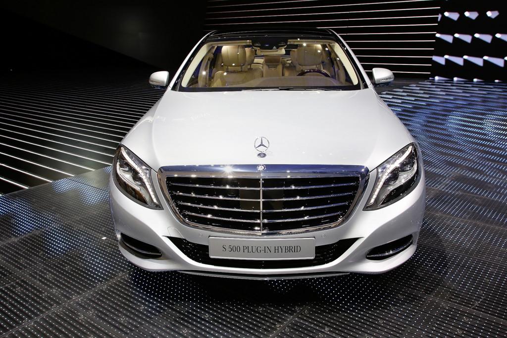 Mercedes-Benz senkt CO2-Emissionen auf 134 Gramm