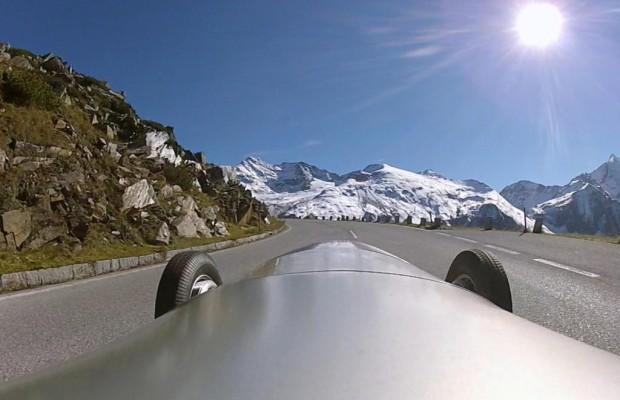 Mercedes-Filmprojekt - Die Stunde der Silberpfeile