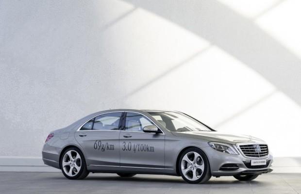 Mercedes meldet sich mit Mini-Verbräuchen