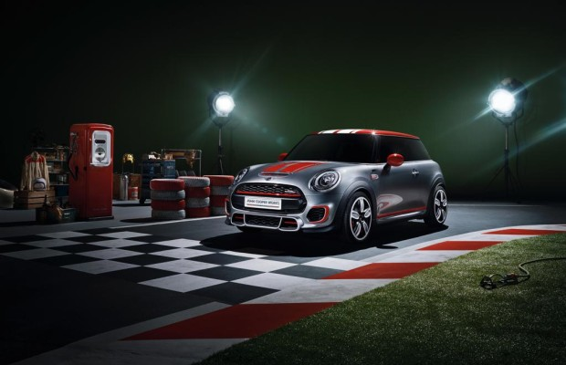 Mini John Cooper Works debütiert in Detroit