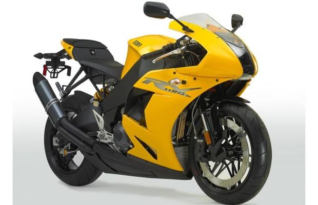 Motorrad: Ab März kommt die EBR 1190RX