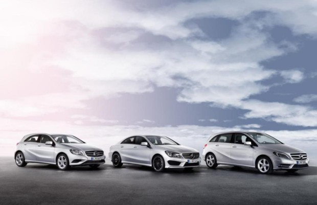 Neue Mercedes Allrad-Modelle - Vier mal vier bei klein und ganz groß