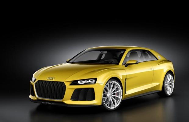Neue Modelle von Audi - Ein Rückkehrer und vier ganz Neue