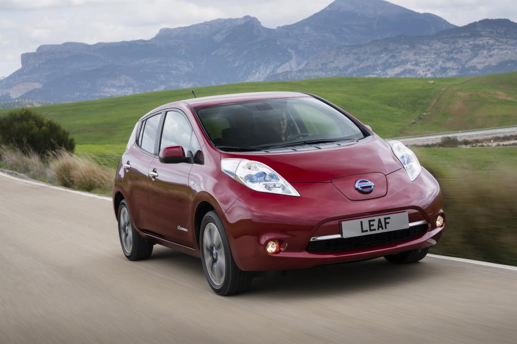 Nissan Leaf: Beschränkt alltagstauglich