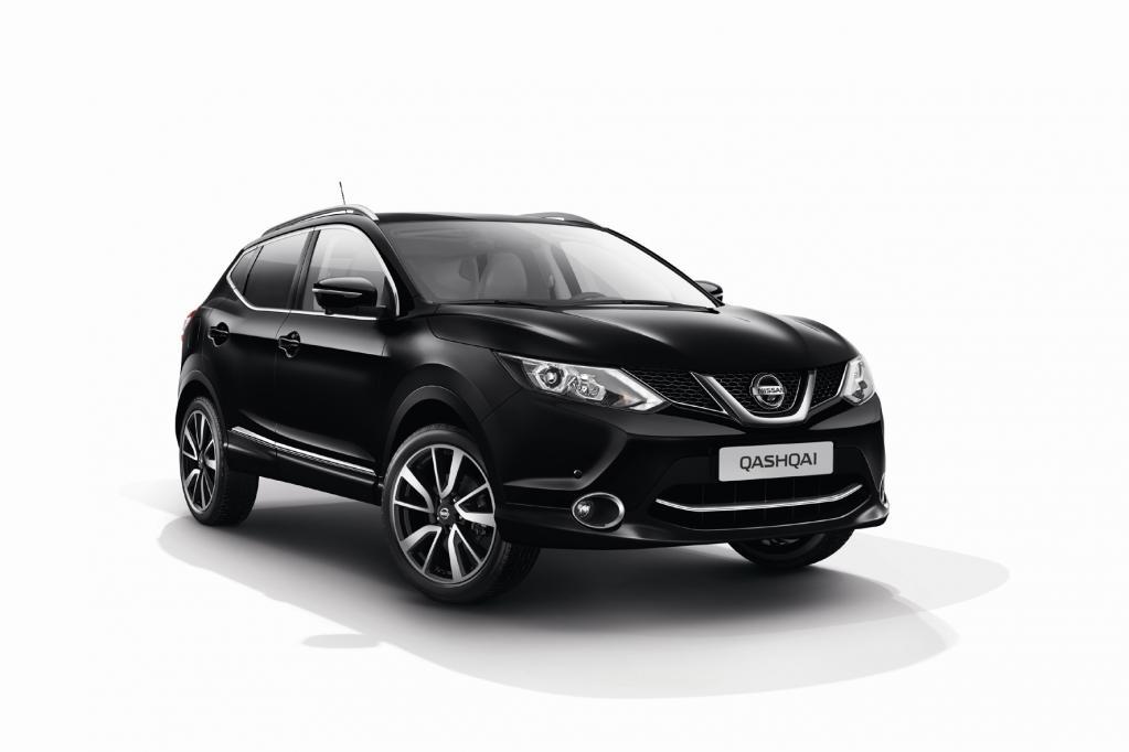 Nissan Qashqai startet mit zwei Sondermodellen