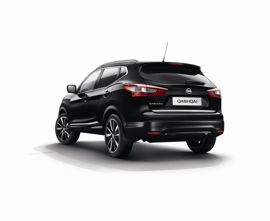 Nissan bringt zum Qashqai-Start zwei Sondermodelle
